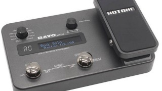 HOTONEからコンパクトなマルチ RAVO MP-10