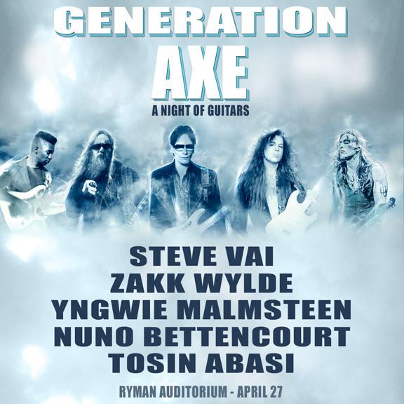 Generation Axe ヤバすぎワロリン