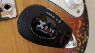 Xvive XV-U2 U2 レビュー お手軽コスパ最高のギター用ワイヤレスでした