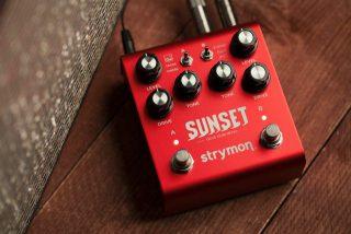Strymon sunsetのコンセプトが既視感