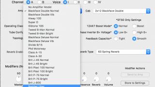 LINE6 DT25 Firmware updateで何ができるようになるか