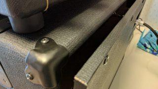 LANEY IRT112 Speaker Cabinetを小改造
