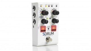 SUMMER NAMM 2017 DigiTech SDRUM が画期的