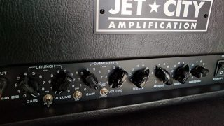 JET CITY AMPLIFICATION custom22 Review レビュー