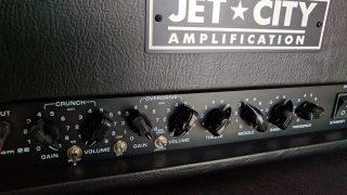 JET CITY AMPLIFICATION custom22 Review レビュー