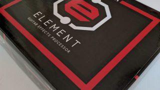 Digitech elementを買ってしまいましたのでレビュー review